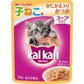 【商品名】 (まとめ)カルカン パウチ スープ仕立て 12ヵ月までの子ねこ用 かにかま入りかつお 7...