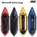 パックラフト MRS インフレータブルボート 軽量 ボート マイクロラフト エクストラロングサイズ ...