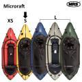 パックラフト MRS インフレータブルボート 軽量 ボート マイクロラフト Sサイズ Microra...