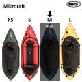 パックラフト MRS インフレータブルボート 軽量 ボート マイクロラフト Mサイズ Microra...