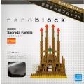 ナノブロック NBH_005 サグラダファミリア Sagrada Familia