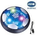 【全国送料無料】FlyCreat エアー サッカー サッカーボール 進化版USB充電式 光るLEDラ...