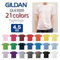 Tシャツ 無地 ギルダン GILDAN/4.5oz アジアフィットソフトスタイル無地Tシャツ 630...
