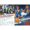 中古邦楽DVD B'z / Typhoon No.15 -B'z LIVE- GYM The Fin