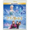 中古アニメBlu-ray Disc アナと雪の女王 MovieNEX (ブルーレイ+DVD+デジタル...