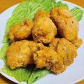 冷凍食品 業務用 自然解凍 鶏もも唐揚げ 500g (約20個入) 22352 弁当 レンジ からあ...