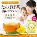たんぽぽ茶 タンポポ茶 ノンカフェイン お茶 飲み物 ポット用30個入 ティーバッグ 母乳 育児 妊...