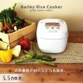 圧力IH炊飯器 JPC-B101 おすすめポイント  1)もっちり、しっかりした食感「可変W圧力炊き...