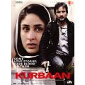 KURBAAN[DVD] / 恋愛 インド映画、ドラマ インド映画 T-Series 映画 【インド...
