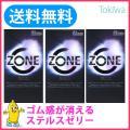 コンドーム ZONE ゾーン (6コ入り)×3箱 ゴム感が消えるステルスゼリー こんどーむ スキン ...