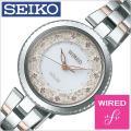 セイコー 時計 SEIKO 腕時計 ワイアード エフ 大人の塗り絵ブック 限定モデル WIRED f...