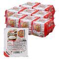 アイリスオーヤマ パック ごはん 国産米 100% 低温製法米のおいしいごはん 非常食 米 レトルト...
