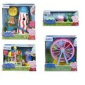 Peppa Pig's Theme Park BUNDLE - Helter Skelter & F...