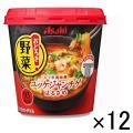 アサヒグループ食品 おどろき野菜 ユッケジャンチゲ 12個