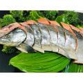 ふるさと納税 えりも町 新巻鮭姿切身 約2kg〜2.5kg