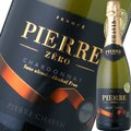 (ノンアルコール スパークリングワイン・シャンパン)ピエール・シャヴァン・ピエール・ゼロ・ブラン・ド...