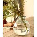花瓶 VALENCIA リサイクルガラス フラワーベース DIECISEIS