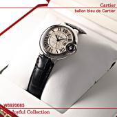 カルティエ バロンブルー ドゥ カルティエ スティール W6920085 新品 オートマティック 3...