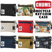 チャムスCHUMSパスケース 【ゆうパケット対応】CHUMSエコキーコインケース  キーケースと小銭...