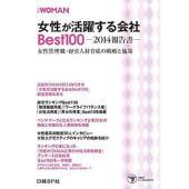 日経WOMAN2014年5月号の特集「女性が活躍する会社Best100」の素になった「企業の女性活用...