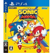 ■同梱物アートブック(36P)、SONIC MANIA PLUS Original Sound Tr...