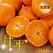 西の香×ポンカンの交配品種で2007年に品種登録されたばかりの新顔の柑橘です。  シャキッと大粒の果...