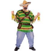 【メキシコ,マリアッチ,メキシカン,アミーゴ,帽子,衣装,コスチューム】肩掛け上着に、ショットグラス...