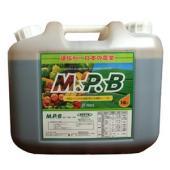 MPB名前の由来  Mは、Maxicrop(海藻エキスの商品名)のM  Pは、Photosynthe...