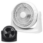 扇風機よりもパワフル送風のサーキュレーターです。  室内の空気を強力送風で循環させ、  夏は冷房、冬...