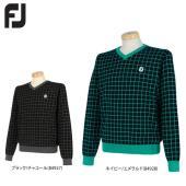 【特長】 伸縮性があるのでプレー中にも着ることができるプルオーバーVネックセーター。 【素材】 本体...