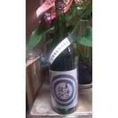 純米吟醸 特等山田錦100パーセント  日本酒度 +3 酸度 1.5 精米 55パーセント アルコー...
