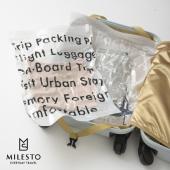 ■旅支度の必需品!パッキングが愉しくなる圧縮袋 かさばる衣類も、圧縮袋に入れて空気を抜くだけでスリム...