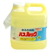 【業務用お風呂洗剤 バスルック 4L】  皮油・アカ汚れをズバッと落とすしっかり消臭! こすらなくて...