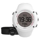 ●商品名:スント(SUUNTO) 腕時計 アンビット3 ラン HR ホワイト 5気圧防水 GPS 心...