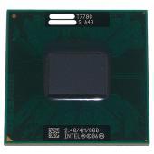【中古良品】ノートPC用CPU インテル T7700 4M 2.4GHz 800MHz  中古CPU...