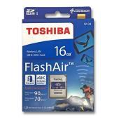 FlashAir 16GB 東芝 無線LAN搭載 SDHCカード TOSHIBA Wiress SD...