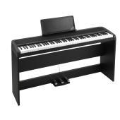 スタンドと3本ペダル・ユニットが付属、すぐに始められるエントリー・モデル。コルグ・デジタル・ピアノの...