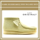 【CLARKS / クラークス】 イギリスの老舗ブーツブランド。英国で現存している最古の靴ブランドと...
