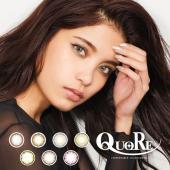 ◆販売名:クオーレ ワンデー ◆枚数:1箱10枚  ◆直径:14.5mm→BC:8.8mm   ◆P...