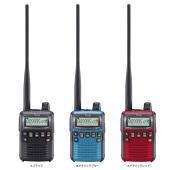 アイコムのアマチュア無線用広帯域ハンディレシーバーです ・0.100?1309.995MHzの広帯域...