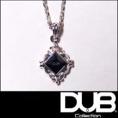 DUB Collection ネックレス Ivy enclose Necklace 294-1(ブラ...