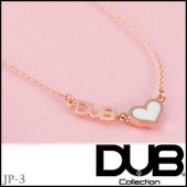 DUB Collection Sweet jp-3 ネックレス heart Necklace K10...