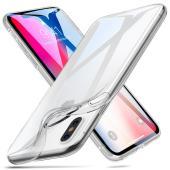 ESR iPhone Xs / X 対応 ケース ソフトカバー 透明TPU 薄型 黄変防止 5.8イ...