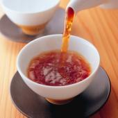 遊月亭の黒豆茶で今日も元気!大人から子供まで大豆イソフラボンやレシチンなどの栄養も豊富黒豆茶の出がら...