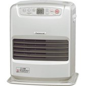 暖房の目安:木造/9畳まで、コンクリート/12畳まで     暖房出力:3.2〜0.74kW    ...