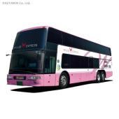 8302 ポポンデッタ バスシリーズ エアロキング「WILLER EXPRESS」 Nゲージ 鉄道模...