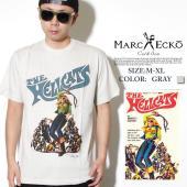こちらはMARCECKOのビンテージシネマシリーズのTシャツ。 映画THE HELLCATS(別名B...