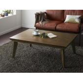 こたつテーブル おしゃれ 長方形(105×75) 北欧ヴィンテージこたつテーブルIKEA ニトリ 無...