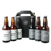 東京産クラフトビール6本セット!   東京で造られたクラフトビール「東京ブルース」より、  ホップの...