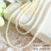 結婚式 お呼ばれ レディース アクセサリー ネックレス パール ロング 首飾り  ◆ お届け ◆ 【...